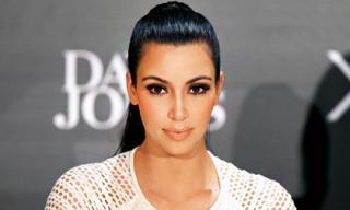 Kim Kardashian đổ bệnh trước khi sinh 3 tuần