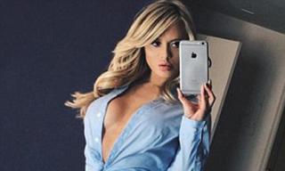 Người mẫu Playboy bất ngờ bị đột quỵ