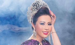 Hoa hậu Kristine Thảo Lâm tổ chức cuộc thi Vietnam Beauty International Pageant