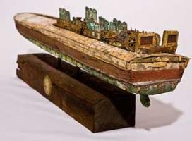 Kiệt tác tàu handmade nổi tiếng