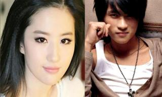 Lưu Diệc Phi bị đồn qua đêm với nhà văn trẻ Hàn Hàn