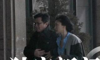 Nghi án Châu Tấn qua đêm với một người đàn ông trung niên