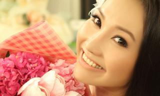 Kim Hiền - chưa bao giờ đẹp rạng rỡ đến thế...