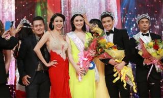Chung kết Hoa hậu - Nam vương người Việt Thế giới 2014 thành công rực rỡ
