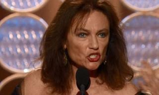Quả cầu vàng: Nữ diễn viên phụ xuất sắc chửi tục khi lên nhận giải