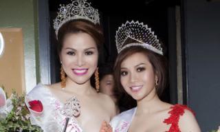 Chiêm ngưỡng nhan sắc của Tân Hoa hậu phu nhân người Việt 2014