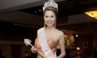 Bùi Thị Hà - Danh hiệu Hoa hậu cũng là niềm tự hào cho những người yêu mến tôi
