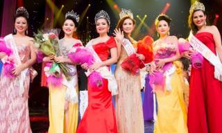 'Hoa hậu Phụ nữ người Việt thế giới' mùa thứ 4 đã tạo tiếng vang lớn tại Las Vegas