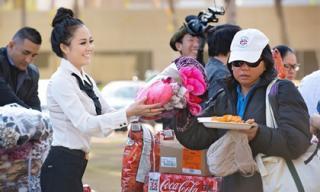BTC Hoa hậu Phụ nữ NVTG 2016 đã có buổi từ thiện ý nghĩa tại Santa Ana