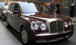 Top 20 siêu xe đắt nhất dành cho các chính khách (P2)