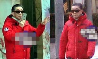 Lục Tiểu Linh Đồng xuất hiện phong độ trên phố dù đã lớn tuổi