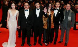 Dàn sao thế giới hội tụ tại thảm đỏ liên hoan phim quốc tế Berlin