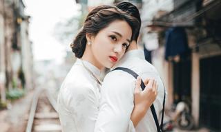 Hương Giang Idol khéo léo giấu mặt 'tình mới'
