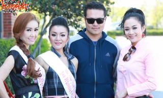 Hành trình xuyên California của đoàn từ thiện Hoa hậu Phụ nữ người Việt Thế giới