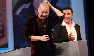 Đức Hùng 'bứt tóc trọc cả đầu' để chơi gameshow