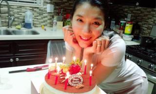Ngọc Quyên rạng rỡ đón sinh nhật muộn bên bạn bè