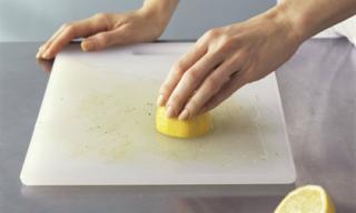 Làm sạch cả ngôi nhà chỉ bằng vài trái chanh