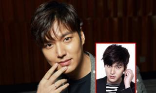 Lee Min Ho ngày càng xuống sắc với mặt 'bánh bao'