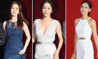 Mỹ nhân Hàn khoe sắc tại liên hoan phim quốc tế Jeonju