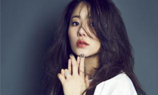 Go Hyun Jung gặp tai nạn bỏng