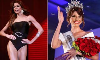 Vẻ đẹp quyến rũ của Hoa hậu Panama 2016