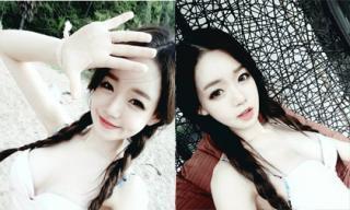 Nữ vũ công gợi cảm nhất Kpop 'gây sốt' khi mặc bikini