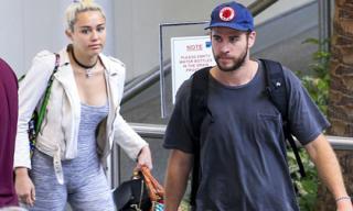 Miley Cyrus diện đồ bó sát phản cảm trong chuyến đi chơi cùng bạn trai