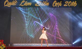 Mãn nhãn với màn nghệ thuật đại nhạc hội 'Quất Lâm biển gọi 2016'