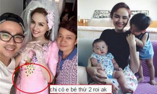 Nghi vấn Hoa hậu Diễm Dương đã bí mật sinh con thứ hai