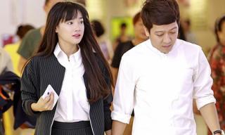 Trường Giang bị thí sinh 'chặt chém' chuyện chia tay với Nhã Phương