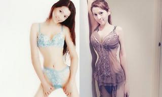 Bà mẹ trẻ bất ngờ nổi tiếng vì tự photoshop cơ thể đến biến dạng