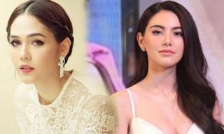 'Ma nữ đẹp nhất Thái Lan' bị chê 'già chát' khi đứng cạnh đàn chị