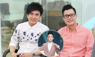 Quang Dũng ngưỡng mộ 'hotboy 18 tuổi' của Đan Trường