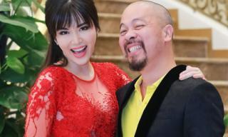 Đức Hùng lại thể hiện đẳng cấp 'siêu hóm' bên cạnh Hoa hậu Thu Thủy