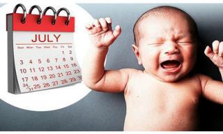 Cùng mẹ đoán trước tương lai của trẻ qua tháng sinh