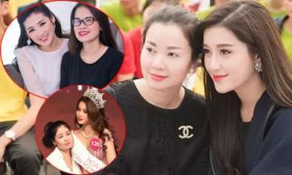 'Đọ' nhan sắc mẫu thân của các Hoa hậu, Á hậu Việt