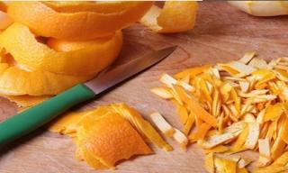 Bạn sẽ dừng mua Vitamin C sau khi biết tác dụng của vỏ cam, chanh, quýt