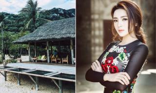 Hoa hậu Kỳ Duyên bất ngờ 'tái xuất' sau thời gian 'bặt vô âm tín'