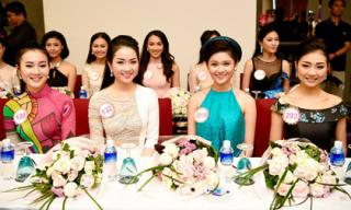 Tân Hoa hậu Việt Nam 2016: Em là ai?