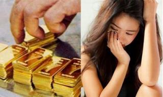 Bố chồng giả lú lẫn để 40 cây vàng trong góc bếp thử lòng con dâu và cái kết
