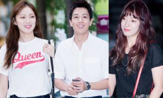 Park Shin Hye cùng dàn sao 'Doctors' hội tụ ăn mừng phim kết thúc