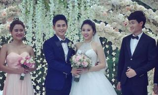 Nghi án vợ cũ của em trai Đăng Khôi lên xe hoa lần 2