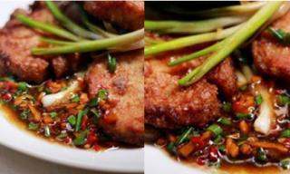 Cách làm món thịt sườn chiên thơm nức mũi cho bữa cơm chiều