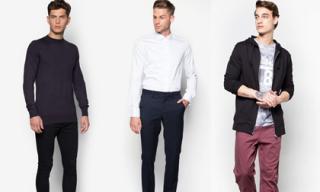 Chọn quần áo nam đa phong cách cho các đấng mày râu