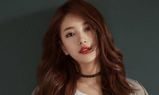 Suzy như 'nữ thần thời trang' trong bộ ảnh quảng cáo