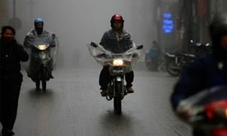 Nguyên tắc đi đường cần nhớ khi có gió giật mạnh ngày mưa bão