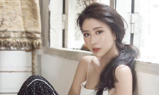 Mê mẩn với vẻ đẹp mơ màng của hot girl Quỳnh Anh Shyn