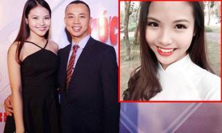 Vợ sắp cưới kém 20 tuổi và xinh như hotgirl của Chí Anh là ai?