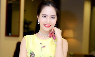 Hoa hậu Dương Kim Ánh đấu giá từ thiện chung tay giúp đỡ người nghèo
