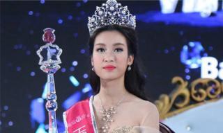 Giây phút Đỗ Mỹ Linh đăng quang Hoa hậu Việt Nam 2016